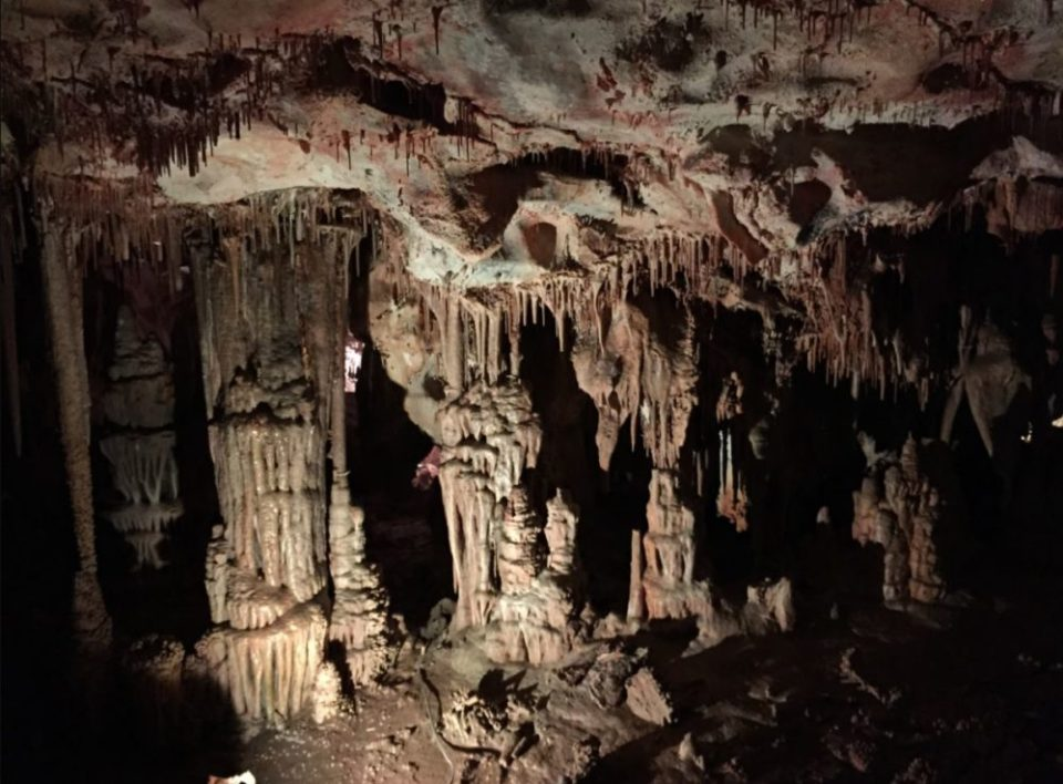 Lehman Caves of Great Basin National Park