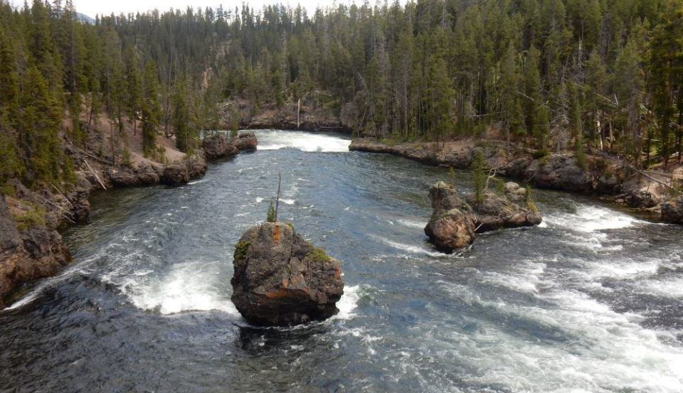 Insurance can be like this river, lots of challenges and obstacles to overcome.