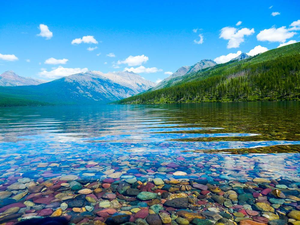 Glacier National Park North Fork The Adventures Of