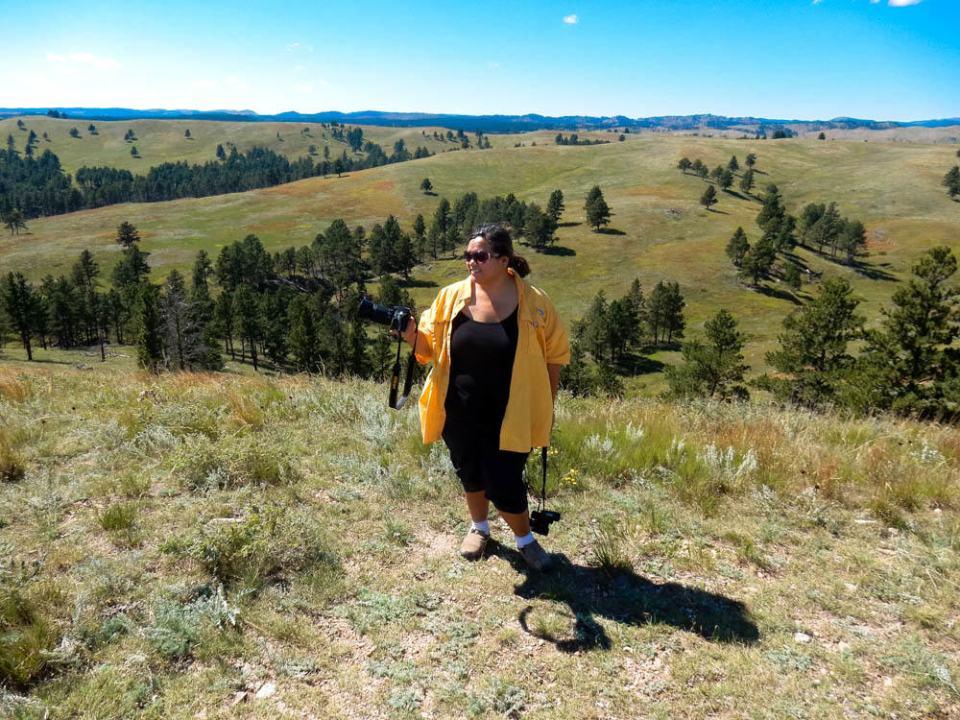 On Highland Ridge Overlook