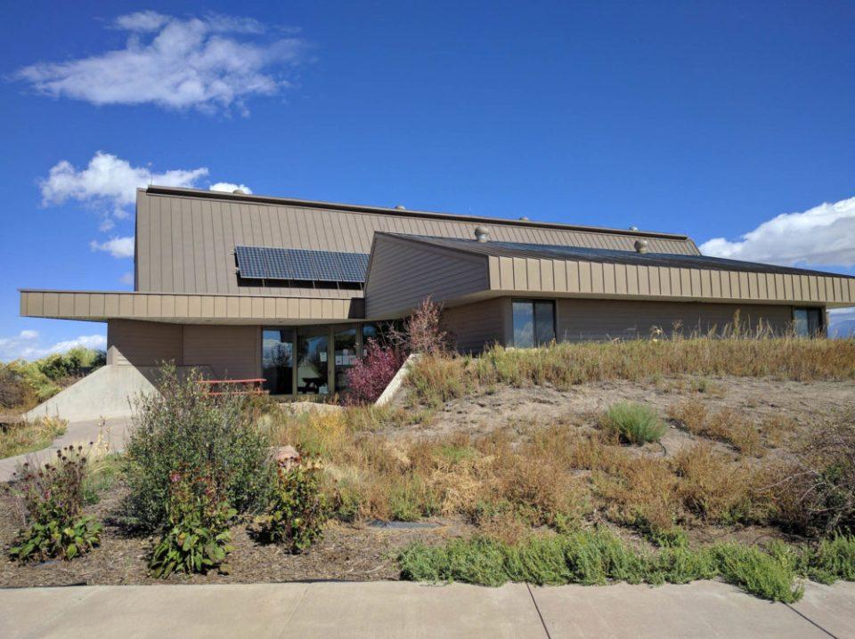 Alamosa NWR Visitor Center