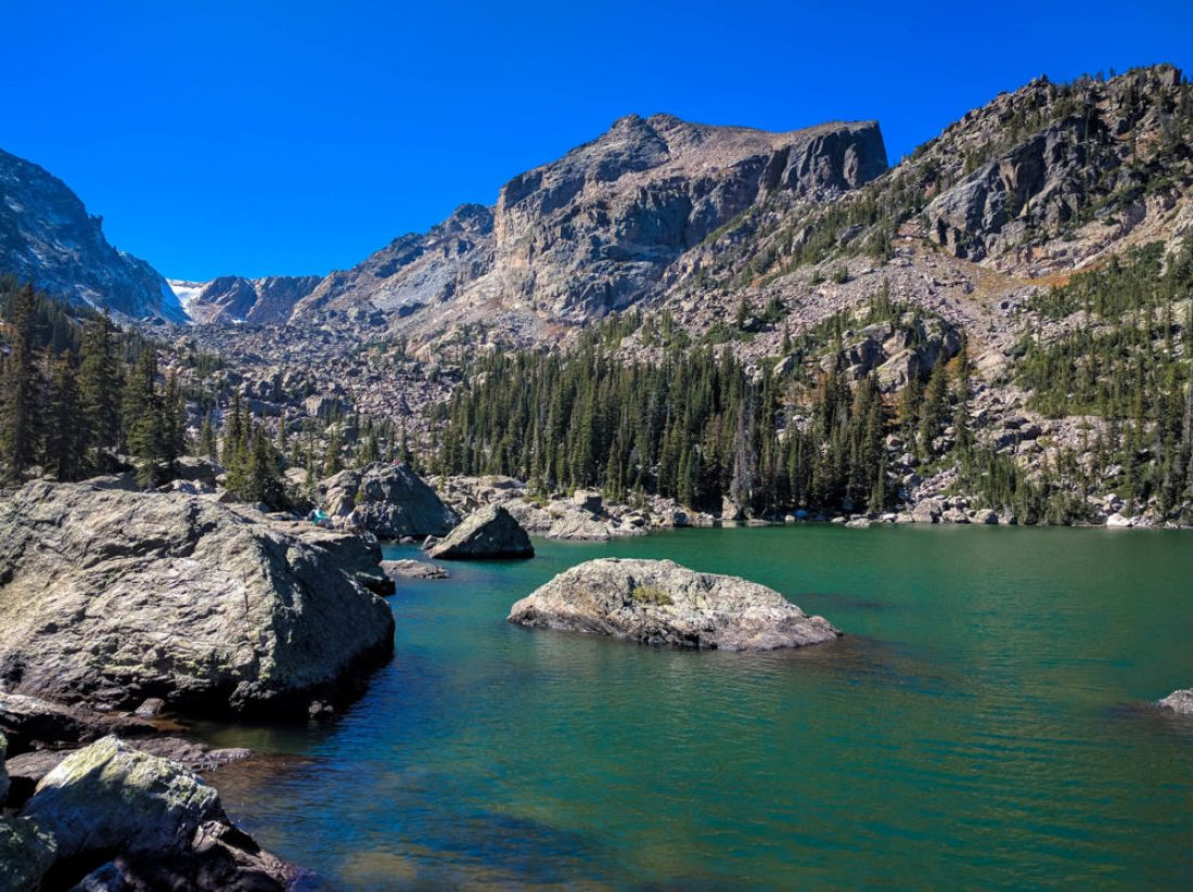 Rocky Mountain Bear Lake Corridor Hike The Adventures