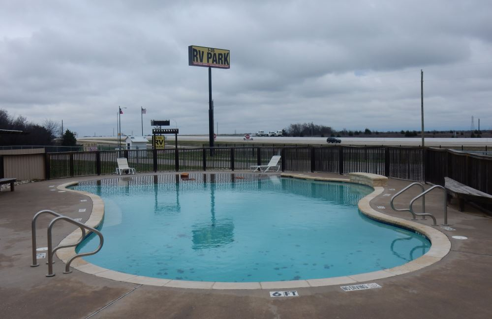 I 35 Rv Park And Resort Waco Texas The Adventures Of