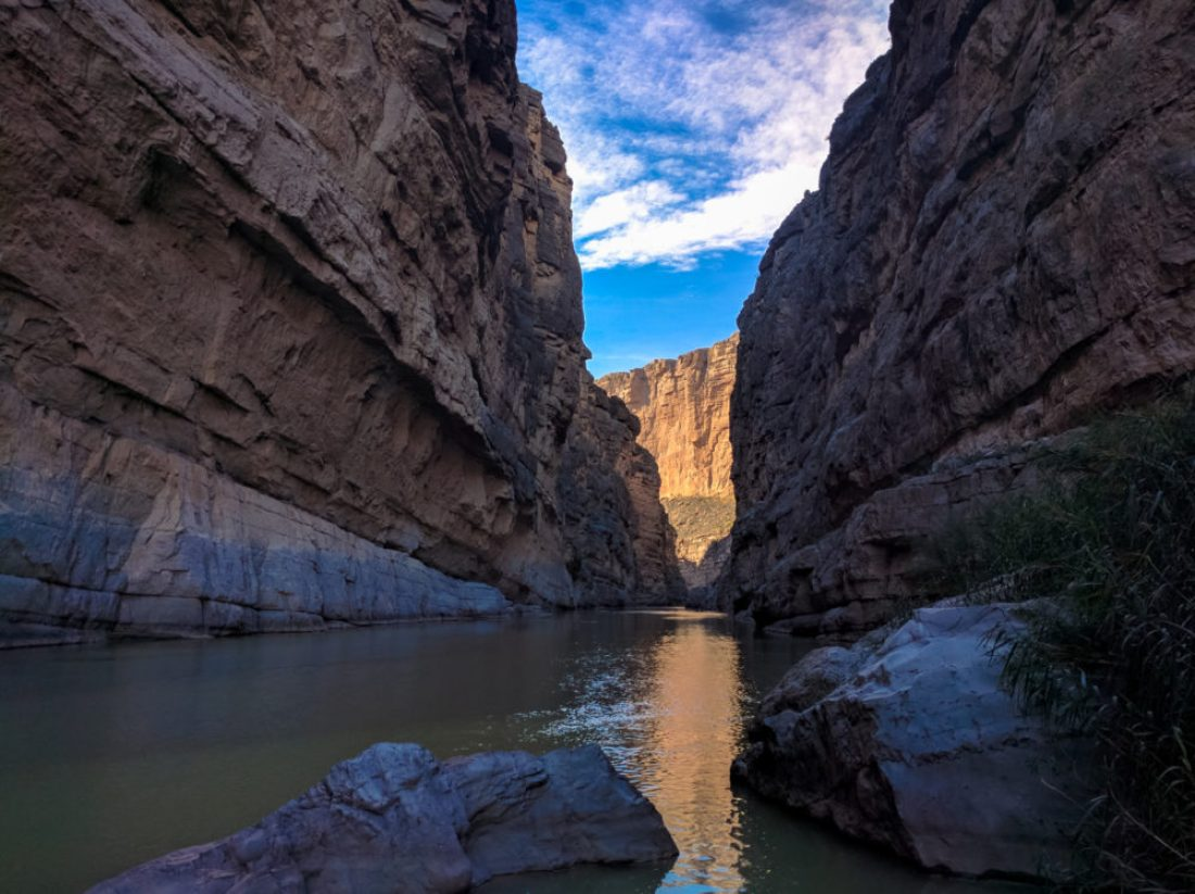Big Bend National Park Western Desert The Adventures Of