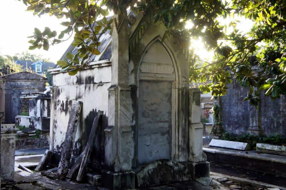 So many tombs!