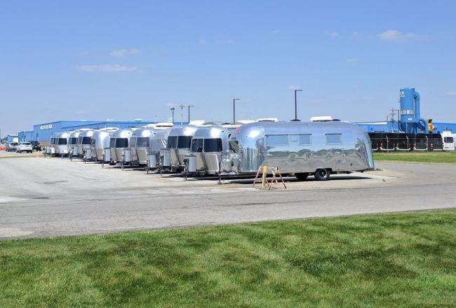 Airstream Factory Terraport Jackson Center Oh The