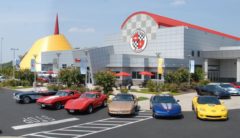 Corvette Factory Tour Bowling Green Kentucky
