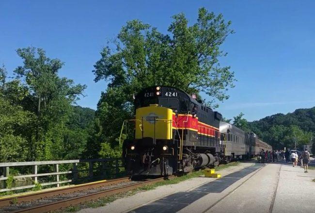 CVSR-Train