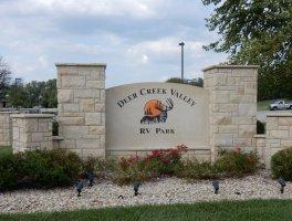 Deer Creek Valley RV Park - Sign