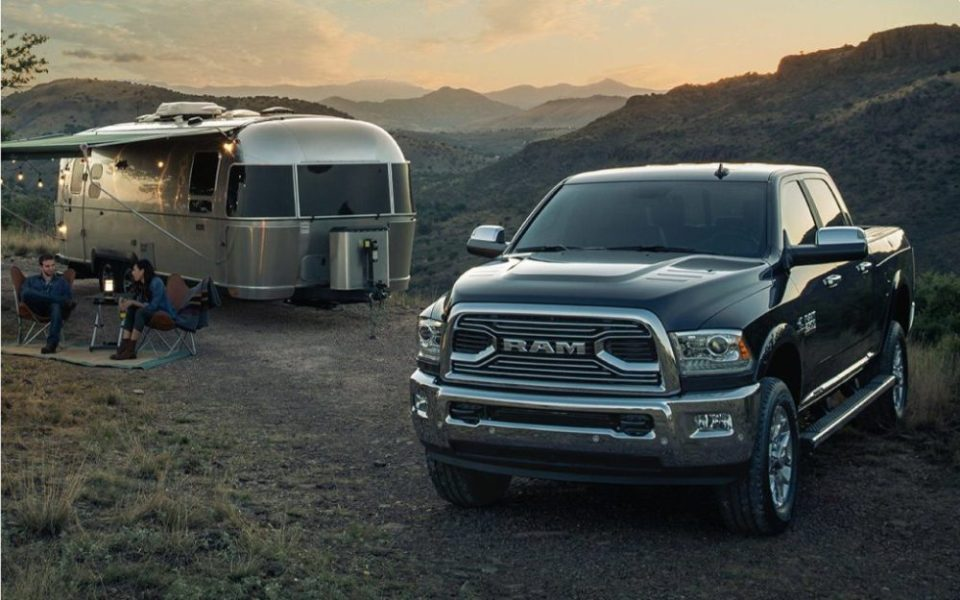 Ram Towing Airstream