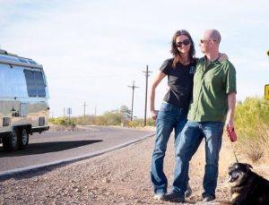 Leigh & Brian of www.aluminarium.com