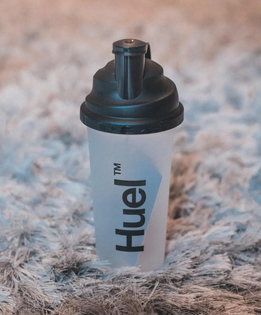 Huel Review - Trail & Kale - Huel Shaker