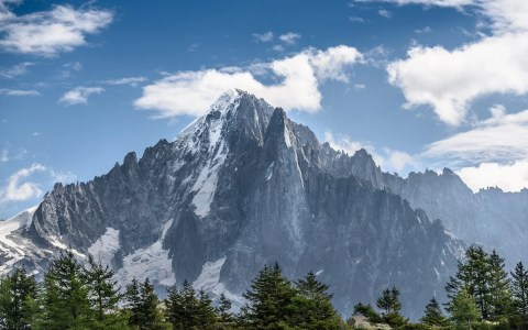 Chamonix - Trail & Kale - Photography by Alastair Dixon