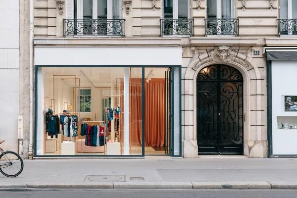 magasin vêtement paris