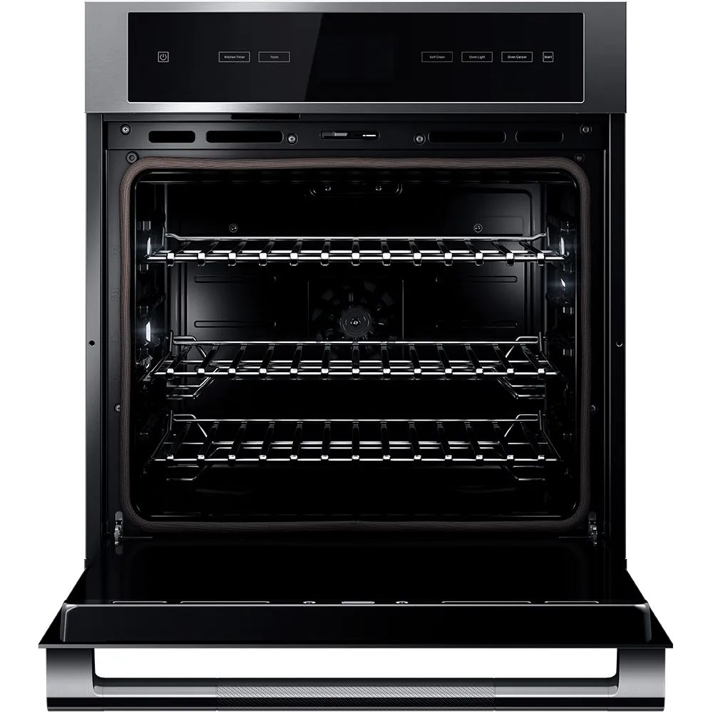 jenn air 27 inch single wall oven with convection
