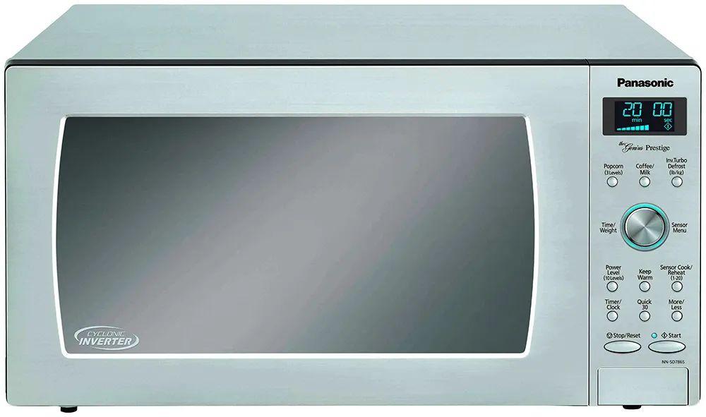 panasonic 1 6 cu ft countertop microwave