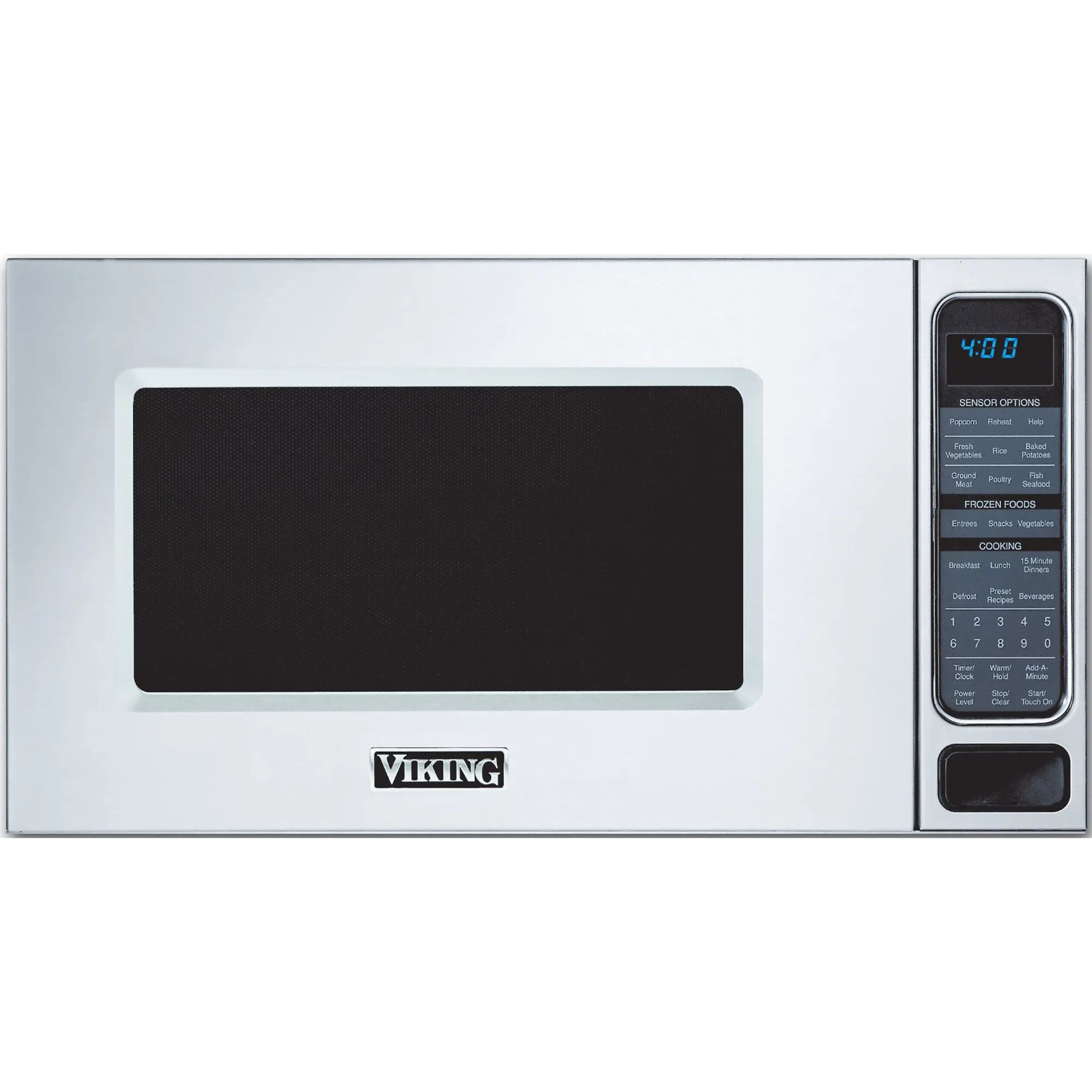 viking pro5 2 0 cu ft built in microwave