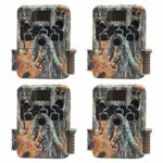 Browning Trail Cameras BTC 5FHD5 Strike Force Gen 5 22-Megapixel Game Cam w/Video (4 Pack)