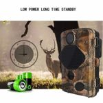 Trail Hunting Camera, 14MP Wild Scouting Cameras with Night Vision, Motion Activated, 0.6S Trigger Speed, Waterproof IP66 Wildlife Surveillance Camera for Traps Trail