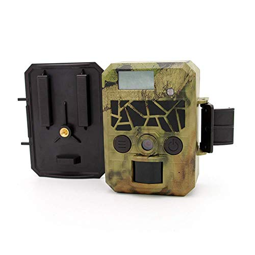 YAXIAO Camera Full HD Day/Night Vision Wireless Camouflage Outdoor Hunting 12MP / 0.4 Seconds Trigger Time/Dynamic Detector Hunting Camera