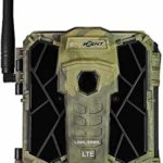 SPYPOINT Link-Dark Cellular MMS Infrared Trail Camera USA Version 4G/LTE (Non-VERIZON) with CA-01 Long Range Antenna, 10MP HD Video with Free 2 Year Warranty(4G Camera, Long Range Antenna)