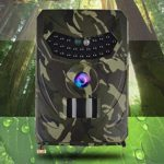 Wildlife Camera 12mp 4032 3024 Trail Game Camera Motion Activated Infrared Night Vision Waterproof Design for Wildlife Monitoring, Garden, Home Security (IP56