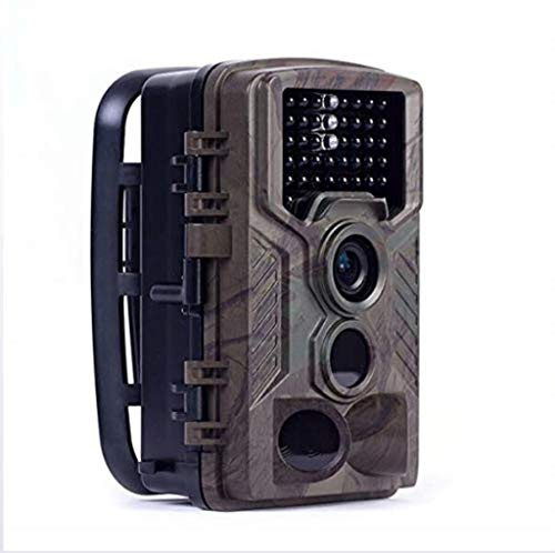KTYX Camera 16MP 1080P, Game Camera with No Glow Night Vision Up to 65ft, 0.2s Trigger Time Motion Activated, Unique Keypad, 2.4″ Color Screen, Waterproof Wildlife Deer Hunting Cam Hunting Camera