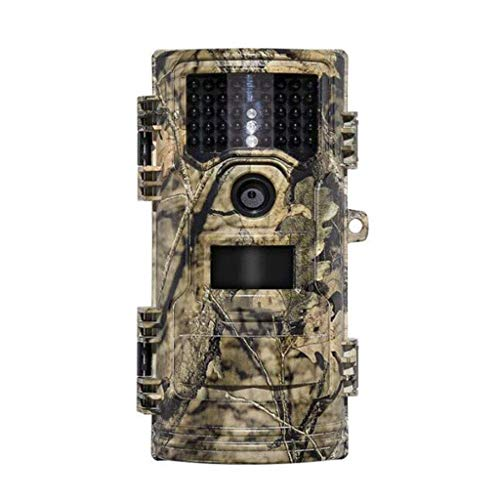 KTYX Game & Deer Trail Cameras 20MP 1080P HD H.264 Video for Hunting Wildlife and Home Security No Glow Night Vision Time Lapse Motion Activated Waterproof & Password Protected, Photo & Video Model Hu