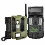 SPYPOINT LINK-S-V 12MP Solar Powered 4G LTE Verizon Cellular HD Video Hunting Game Trail Camera with 0.07s Trigger, 100-Foot Detection/Flash & LINK App Capability (12 Pack)
