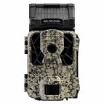 Spypoint SOLAR-DARK Solar Power 12MP Invisible Infrared IR Full HD Video Hunting Game Trail Camera with 0.07s Trigger (2 Pack)