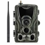 Generic002 4G Infrared Camera Wildlife Trail Camera, Hunting Game Camera 120°Wide Angle 1080P 16MP, IP65 Waterproof, Infrared Night Vision up to 65ft/20m, 0.3S Trigger Time (Color : 8G)