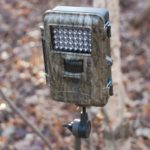 HME Products Trail Camera Holder- Post
