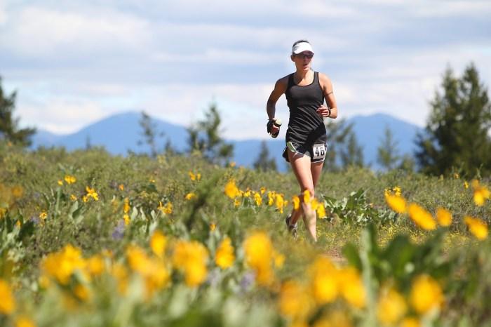 How can you pass up running in a spot liek this? Photo: Glenn Tachiyama