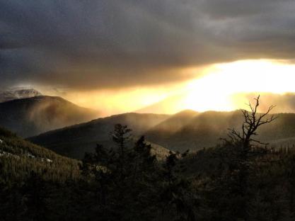 Gorgeous view from Goat Peak in Mazama