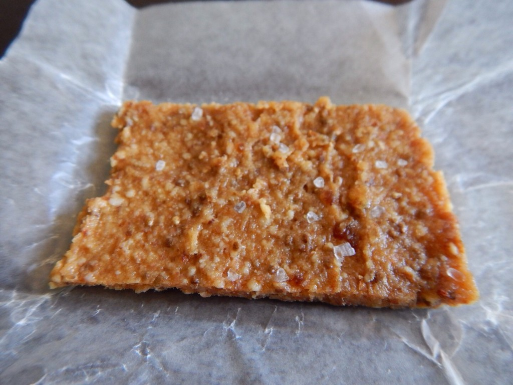 The lemon/date bars were by far my favorite - a perfect combination of salty and sweet!