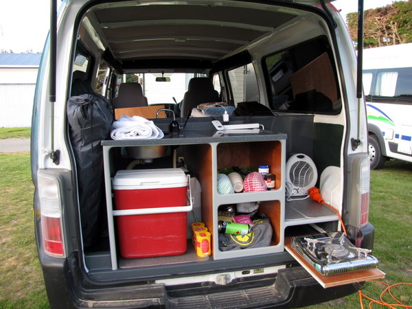 Nicely and simply equipped with all the essentials you need!