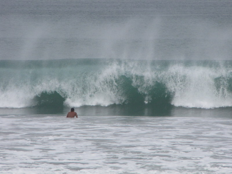 The surf in Kuta