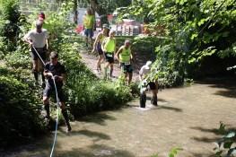 passage de la rivière à Goeulzin - 2015