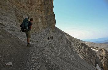 HRP Wandern Pyrenäen Haute
