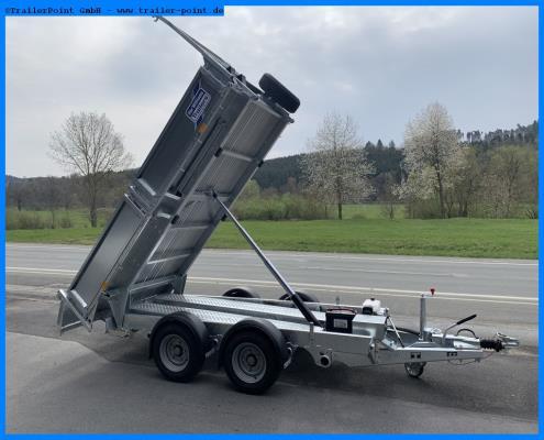 Ifor Williams - TT3017 301x162cm 3,5t. - Lagerfahrzeug