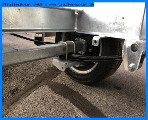 Andere - Heckkipper - Blattfedern - 1,8t. - Lagerfahrzeug