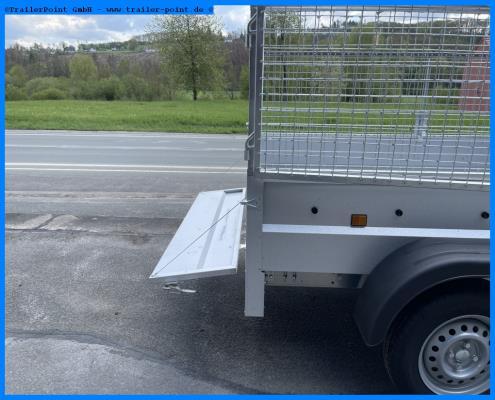 Andere - Aktionspreis: Kastenanh. mit Aufbau 255x145cm - 2.0t. - Bestellfahrzeug im Vorlauf