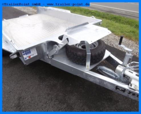 Ifor Williams - GH1054 163x305 - Bestellfahrzeug im Vorlauf