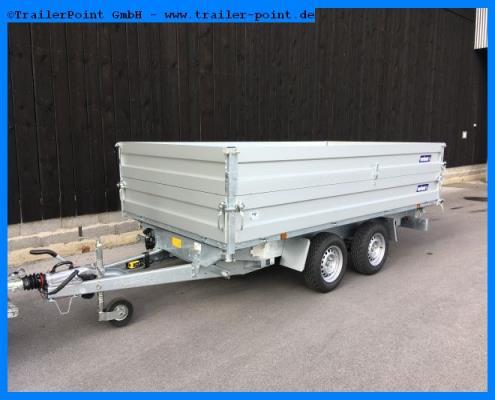 Andere - 3-Seiten Kipper 361x186cm - 3.5t. - Lagerfahrzeug