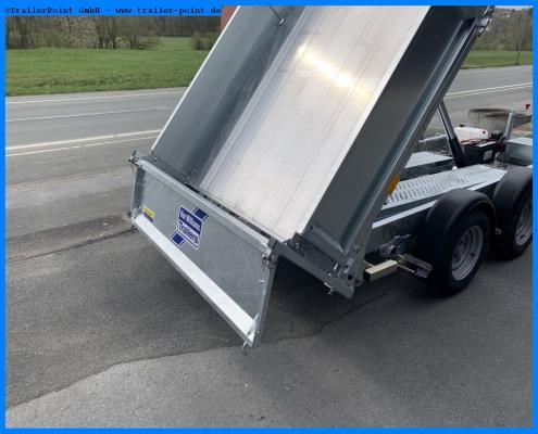 Ifor Williams - TT3017 301x162cm 3,5t. - Bestellfahrzeug im Vorlauf