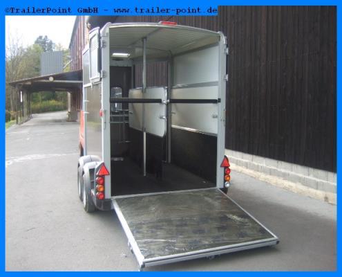 Ifor Williams - HB511   - Bestellfahrzeug im Vorlauf