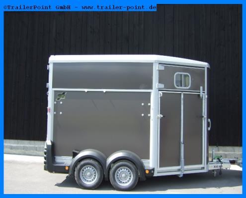 Ifor Williams - HB511 Rampe-Türen  - Bestellfahrzeug im Vorlauf