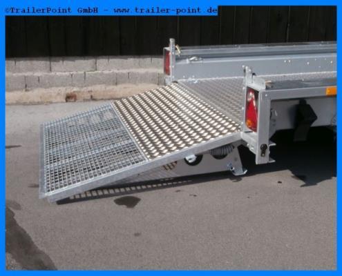 Ifor Williams - GX125 HD 157x366 - 3,5t. - Lagerfahrzeug