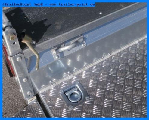 Ifor Williams - GX125 HD 157x366 - 3,5t. - Bestellfahrzeug im Vorlauf
