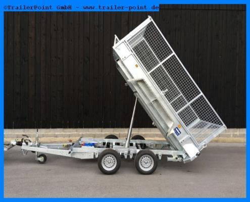 Andere - Variant Maschinenkipper 3515MT 3,5t. - Lagerfahrzeug